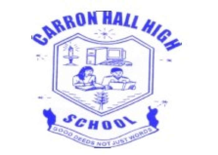 Carron Hall High School logo