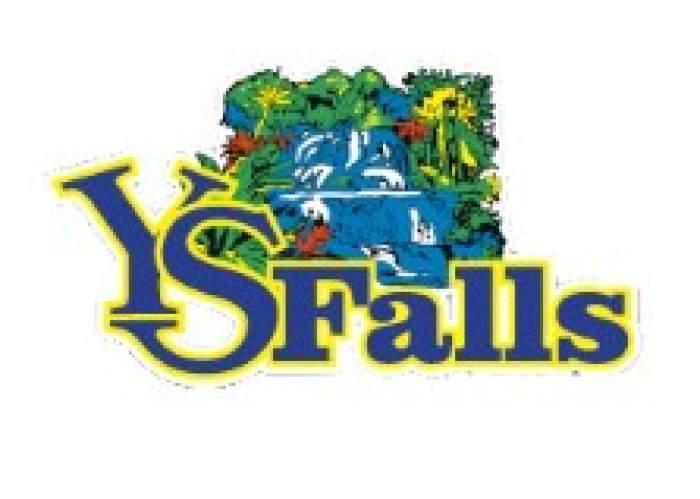 YS Falls logo