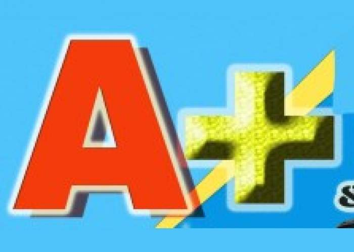 A+ Auto Parts & Accessories logo