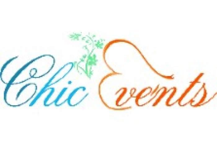 Chic Weddings Jamaica & Chic Events Jamaica logo