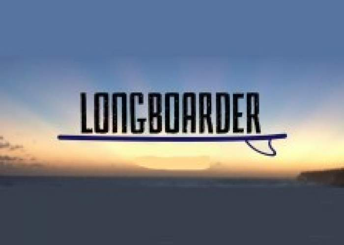The Longboarder Bar & Grill logo