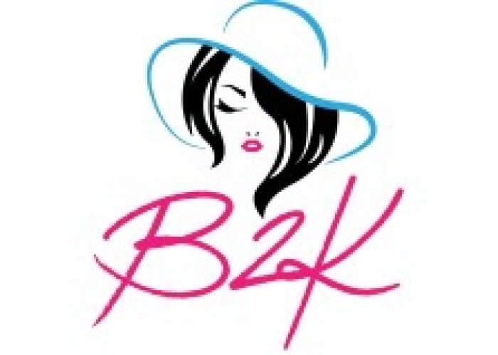 B2K Hair and Nail Designs logo