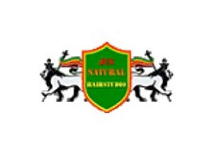 Jus Natural Hair Studio logo