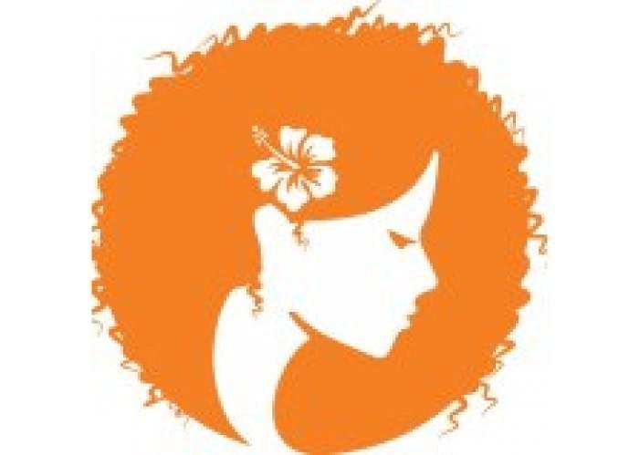 Island Curlz logo