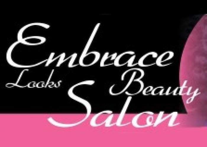 Embracelooks Hair Salon logo