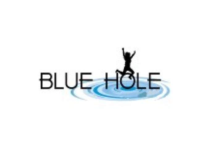 Blue Hole Mineral Spring logo