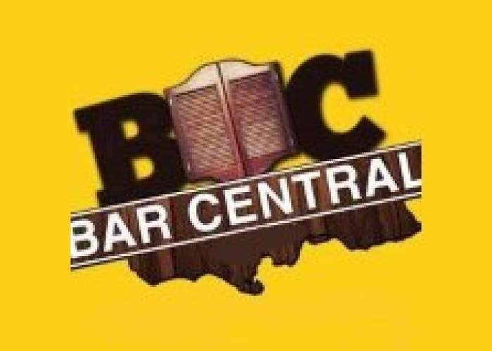 Bar Central Jamaica logo