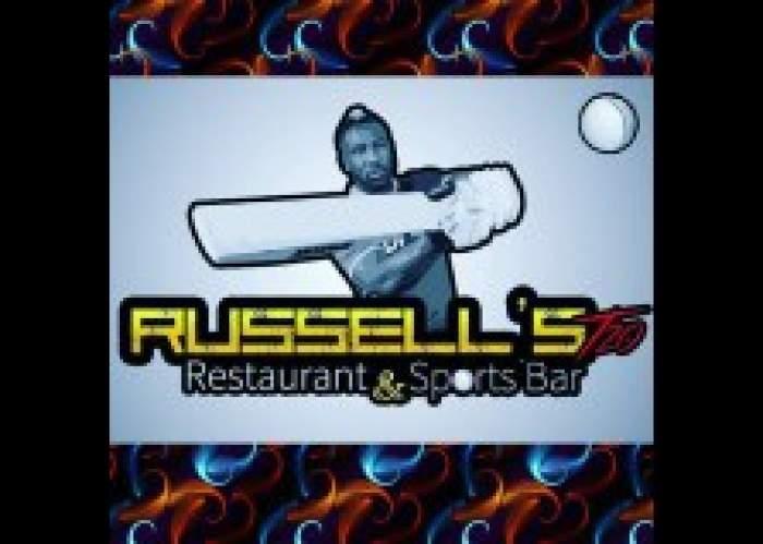 Russell's T20 Restaurant logo