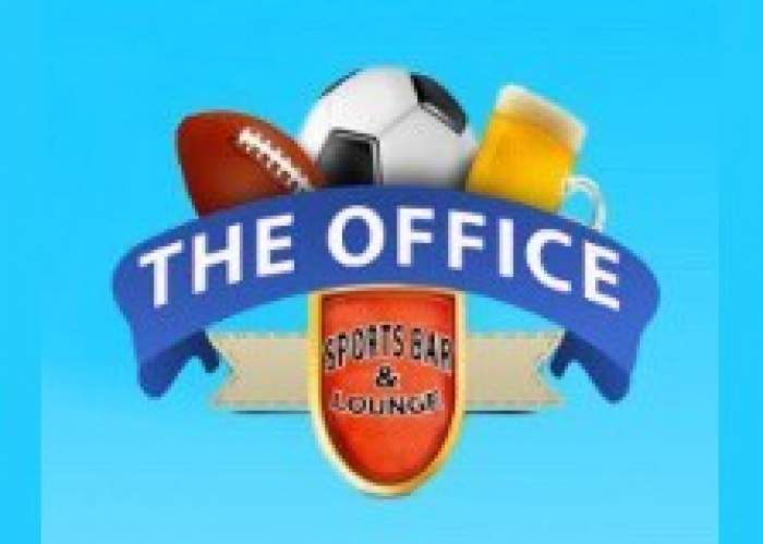 The Office Sports Bar and Lounge logo