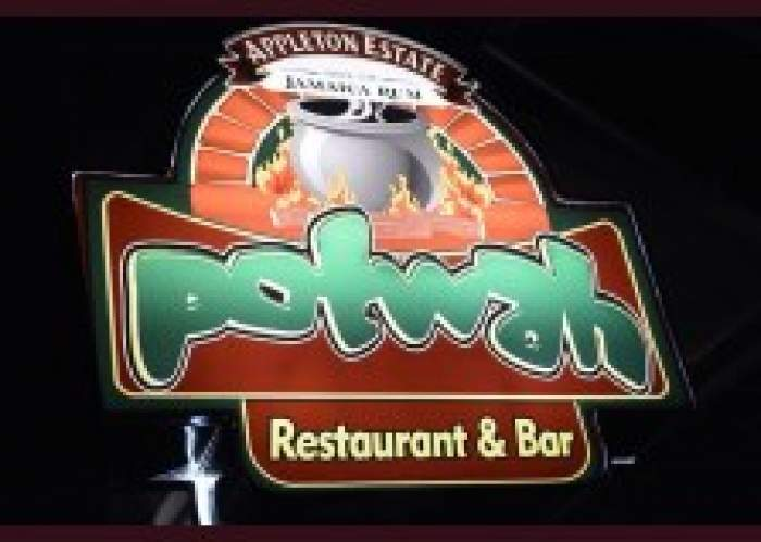 Potwah Restaurant and Bar logo