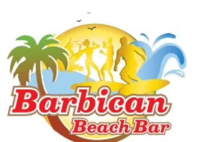 Barbican Beach Bar logo