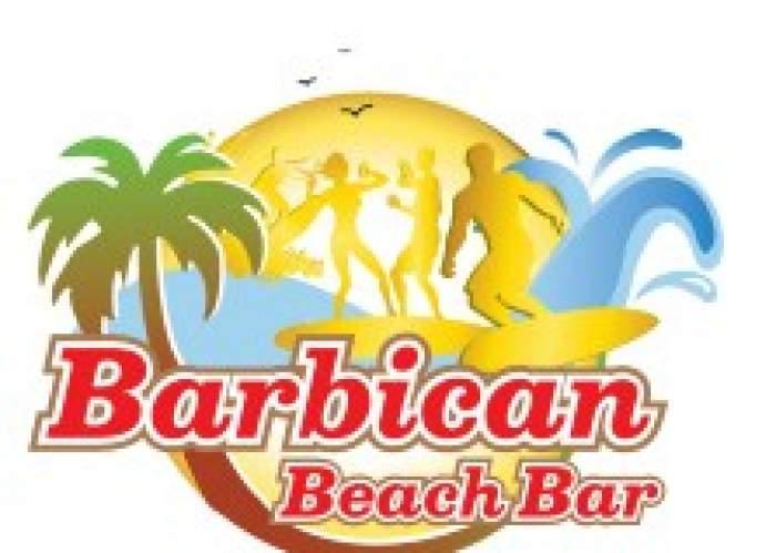 Barbican Beach Bar logo