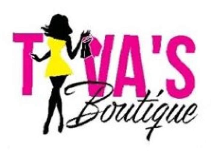 Tiva's Boutique logo