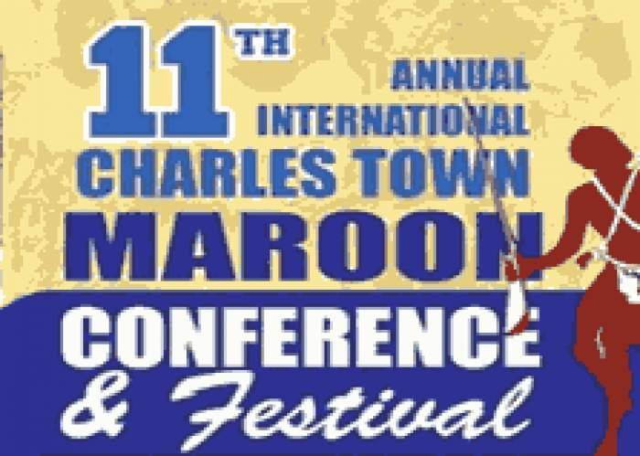 Charles Town Maroon Conference & Festival logo