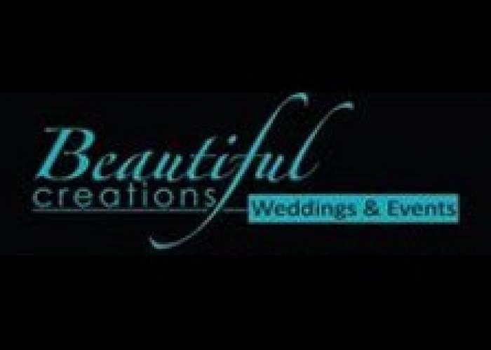 Beautiful Creations Weddings & Events logo