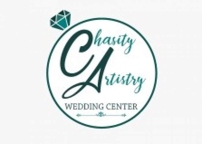 Chasity Artistry Wedding Center logo
