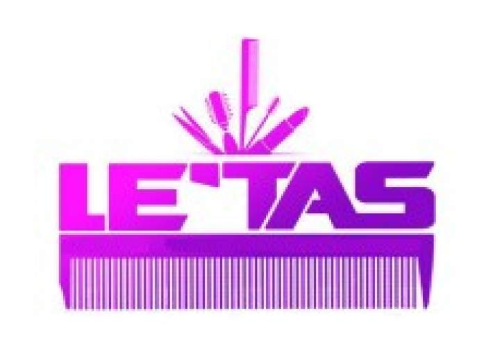 LE'TAS Hair & Cosmetics logo