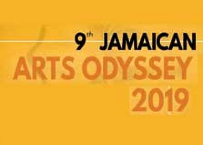 9th Jamaican Arts Odyssey 2019  logo