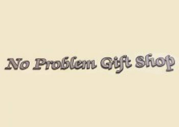 No Problem Gift Shop logo