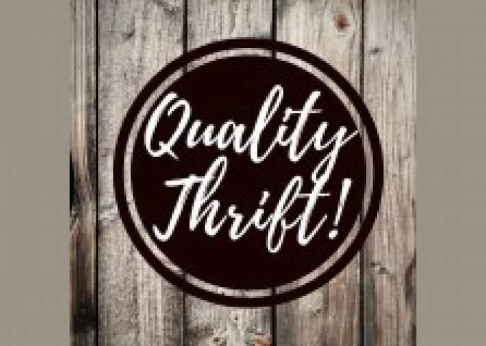 Quality Thrift  logo
