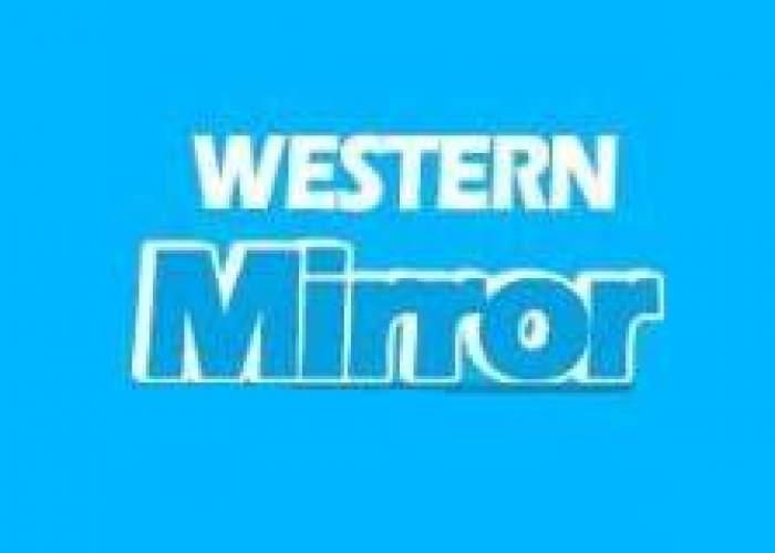 Western Mirror logo