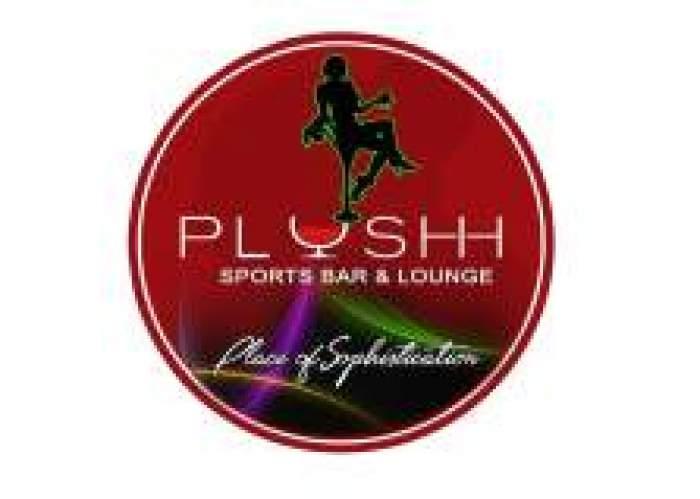 Plushh Sports Bar & Lounge logo