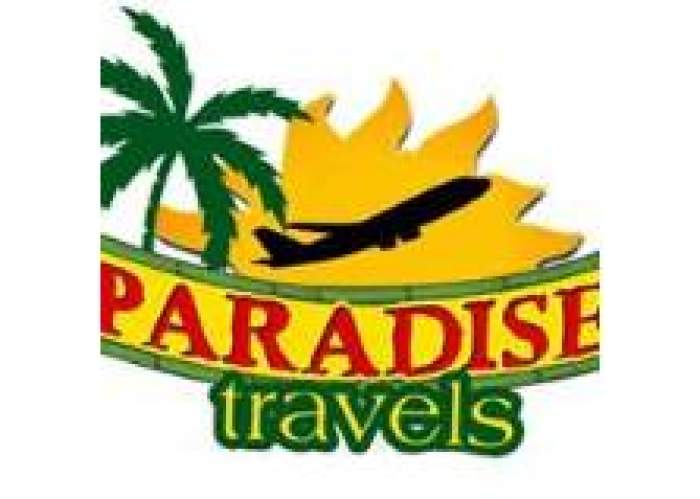 Paradise Travels in Jamaica logo