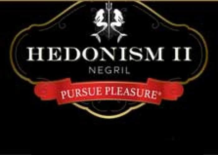 Hedonism II logo