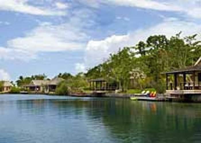 Goldeneye Lagoon Villa 7 logo