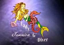 Lady G'Diver logo