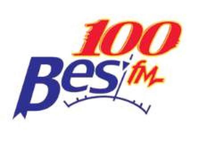 Bes' 100 FM Jamaica logo