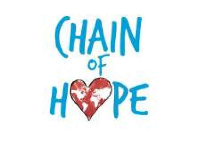 Chain of Hope Jamaica logo