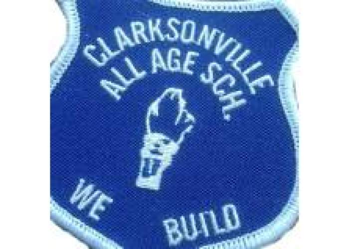 Clarksonville All Age School logo