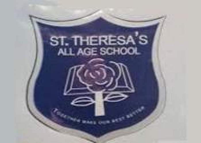 St. Theresa's All-Age School logo