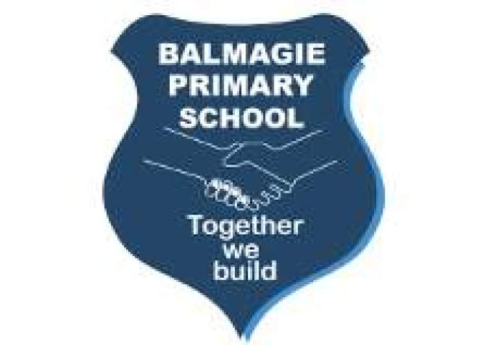 Balmagie Primary School logo