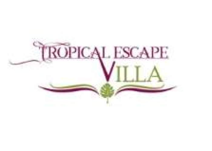 Tropical Escape Villa logo