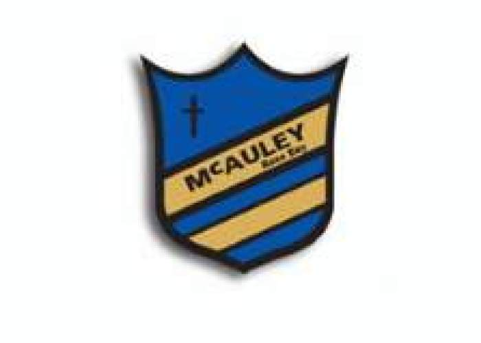 McAuley Primary School logo