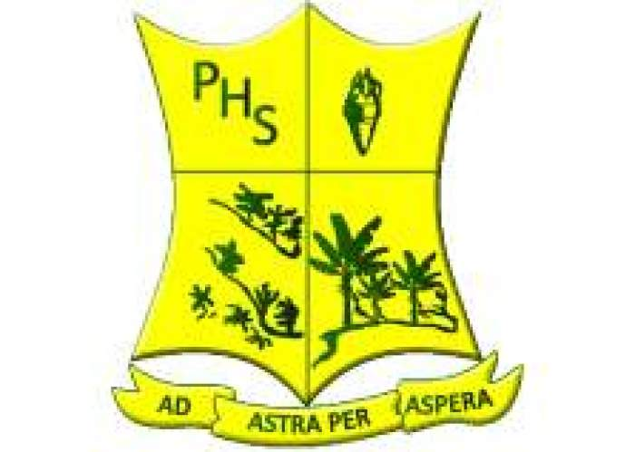 Petersfield high school logo