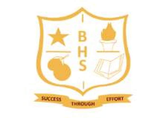 Bellefield High School logo