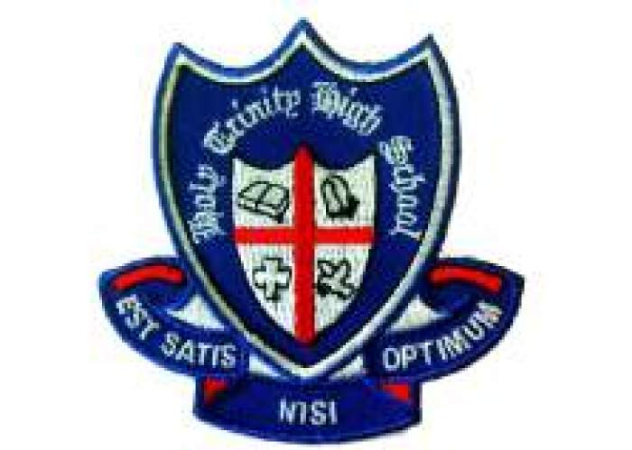 Holy Trinity High School logo