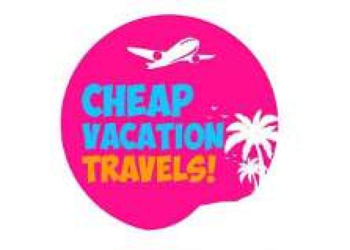 Cheap Vacation Travels & Events logo