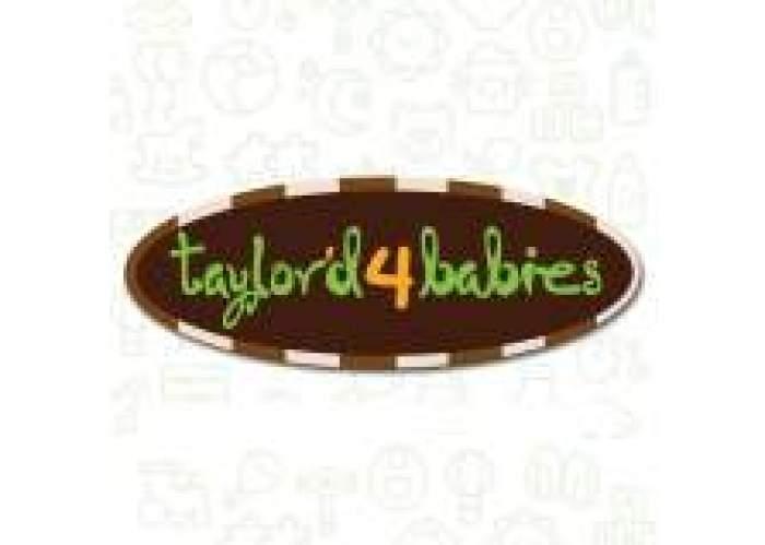 Taylor'd 4 Babies logo