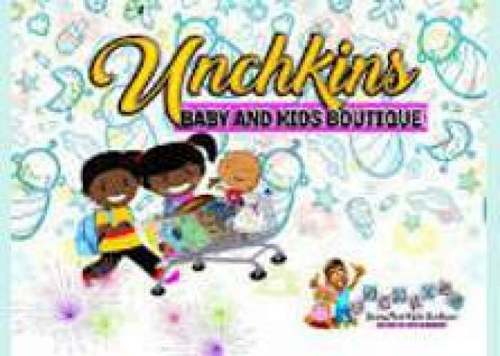 Unchkins Baby and Kids Boutique logo