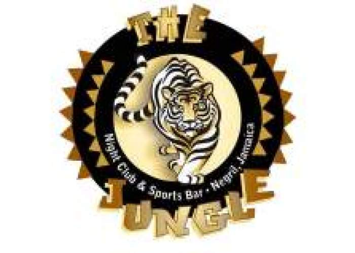 The Jungle Night Club  logo