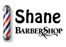Shane Barber Shop logo