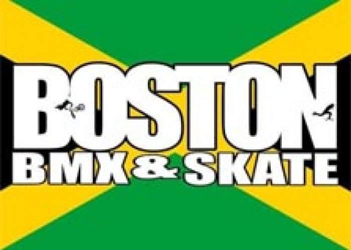 Jamaica Boston Bay BMX and Skatepark  logo