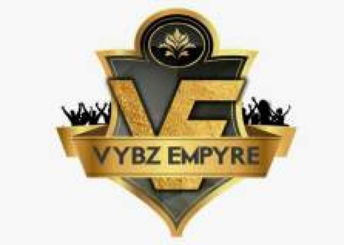 Vybz Empire Jamaica logo
