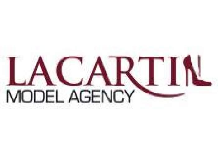 Lacartin Model Agency logo