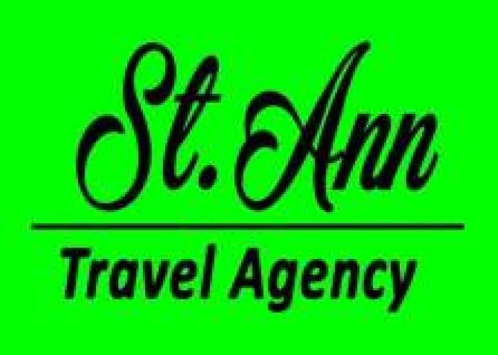 St Ann Travel Agency logo