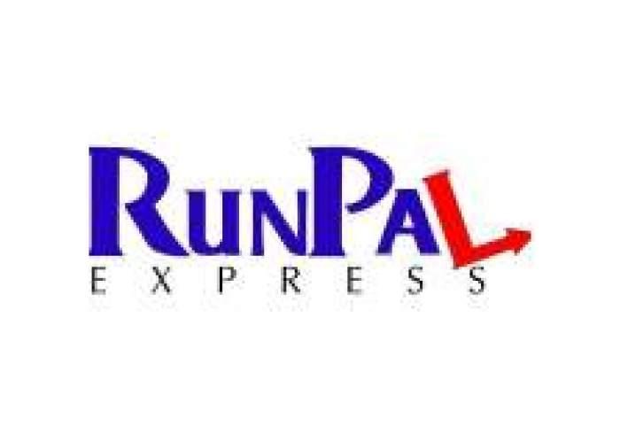 Runpal Express Jamaica logo
